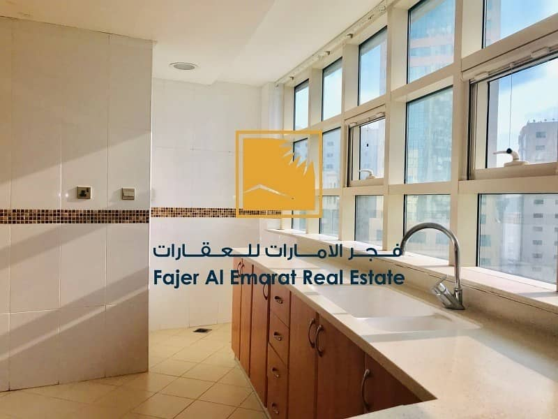 10 gorgeous 3 BRFor Rent With Chiller Free in Sharjah