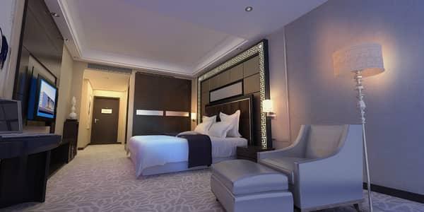 فلیٹ 1 غرفة نوم للبيع في القاسمية، الشارقة - For Sale 1 BR in Qasimeyya With Monthly installments