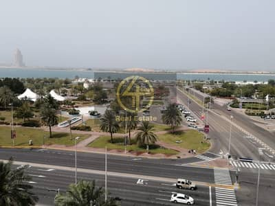 3 Bedroom Apartment for Rent in Al Markaziya, Abu Dhabi - NO COMMISSION ! 6 PAYMENTS ! MOVE NOW  TO Sea View
