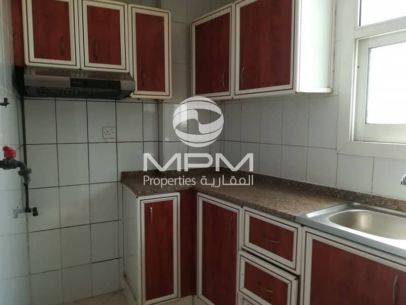 8 One Month Rent Free. Spacious 1BR behind Fire Station