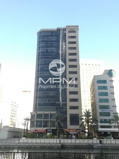 Office for Rent in Al Majaz, Sharjah - Spacious & Bright Open layout Space overlook in Canal