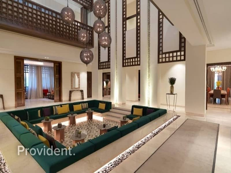 2 Arabic Style Mansion | Handover on Q2 2021