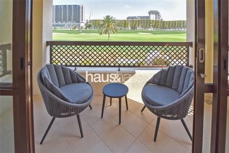 فیلا 4 غرف نوم للايجار في القرهود، دبي - Golf Membership | Furnished | All Bills Included