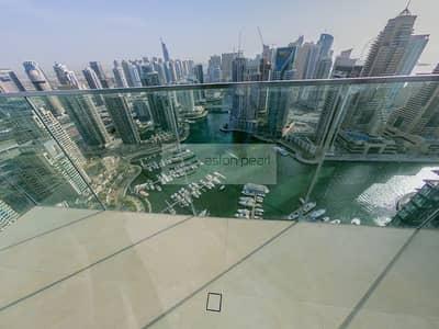 فلیٹ 2 غرفة نوم للبيع في دبي مارينا، دبي - Full Marina View