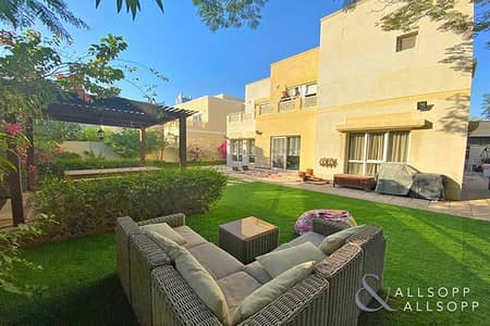 5 Bedroom Villa for Sale in The Meadows, Dubai - Single Row | Skyline View| Well Maintained