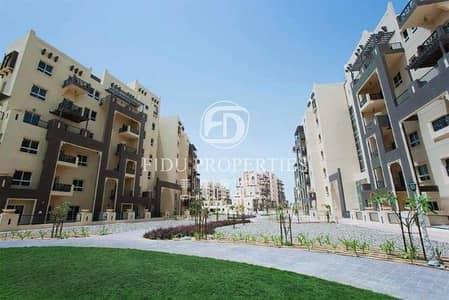 فلیٹ 2 غرفة نوم للبيع في رمرام، دبي - Semi closed kitchen | Vacant on transfer