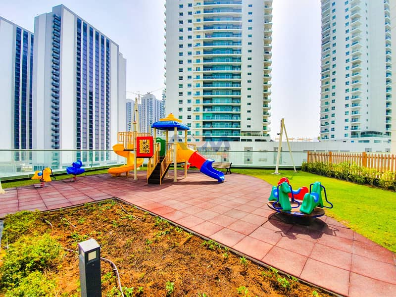 14 HOT  OFFER ! NO Commission NO Chiller fee  Luxury 2BHK Apartment in Reem