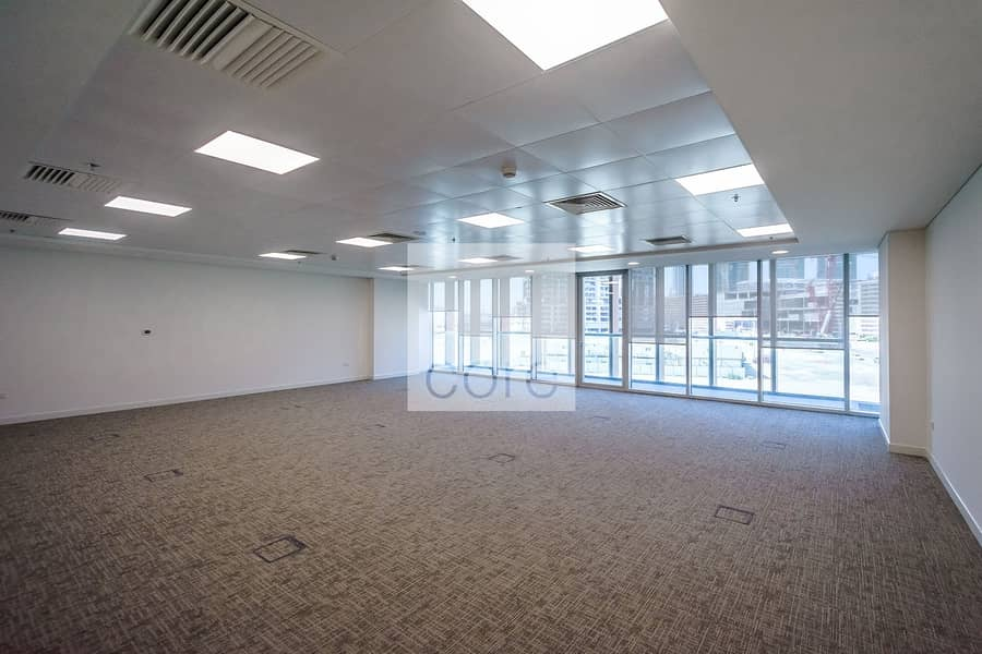 Easy Accessible | Fitted Office | Low Floor
