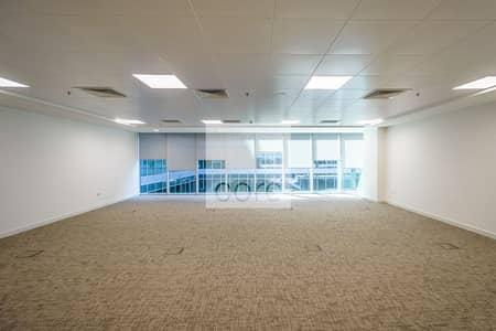 Office for Rent in Al Reem Island, Abu Dhabi - Fitted Office Space | Low Floor | Parking
