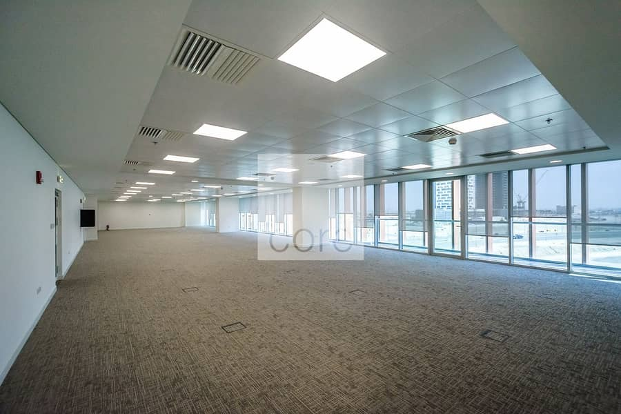 Spacious Fitted Office | Prime Location