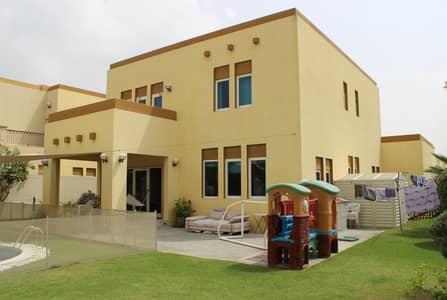 فیلا 3 غرف نوم للبيع في جميرا بارك، دبي - Amazing Large Plot Corner Villa   District 7 for sale
