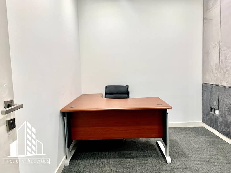 2 Office for Rent in Business Location | Furnished and Ready to Occupy