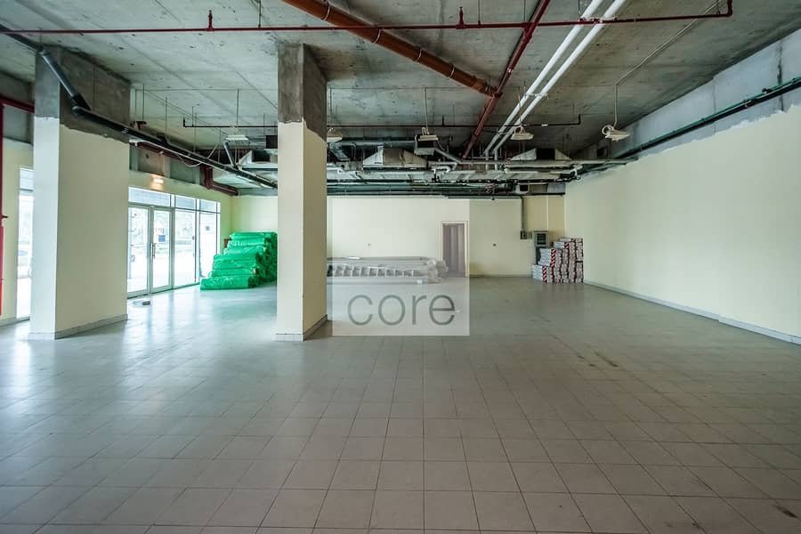 Prime Location | Fitted Retail | Low Floor