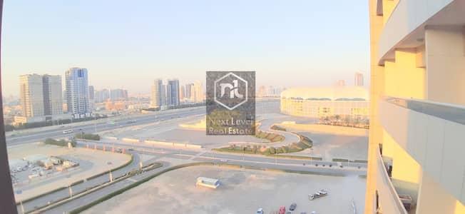 شقة 1 غرفة نوم للايجار في مدينة دبي الرياضية، دبي - PERFECTLY PRICES  FURNISHED ONE BED ROOM IN ELITE BUILDING OF SPORTS CITY