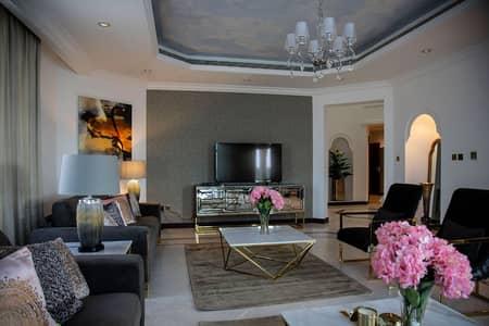4 Bedroom Villa for Sale in Palm Jumeirah, Dubai - Amazing Value | Mid-number Villa | Central Rotunda