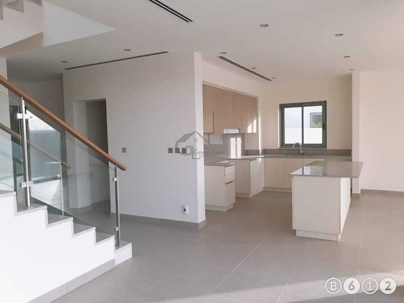 Type E2 4 Bedroom Villa on Single Row I Sidra 1