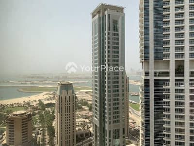 1 Bedroom Apartment for Rent in Dubai Marina, Dubai - Chiller Free - Multiple Cheques -  Huge Layout And Balcony