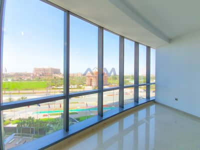 1 Bedroom Apartment for Rent in Corniche Road, Abu Dhabi - Amazing View ! 1 Bed Apartment NO COMMISSION with Kitchen Appliances.