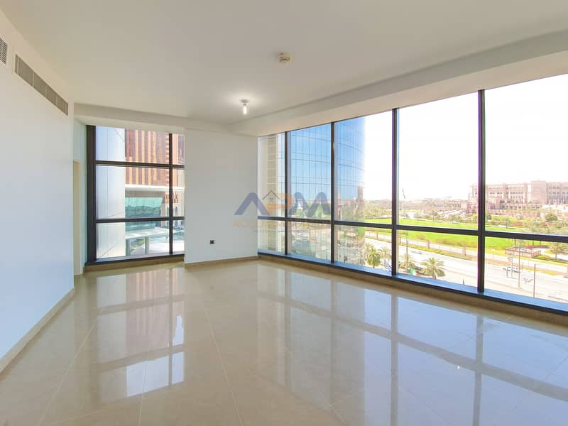 2 Amazing View ! 1 Bed Apartment NO COMMISSION with Kitchen Appliances.