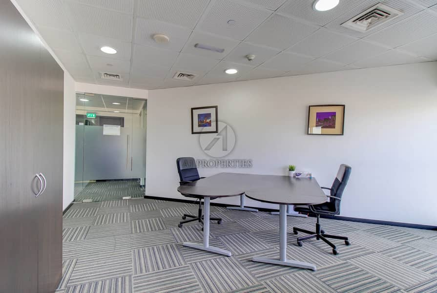 9 Cost Effective Office Solution in Sports City