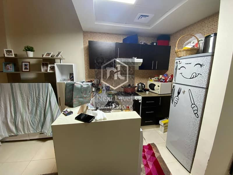 2 YUMMY OFFER-STUDIO WITH BEST ROI- SPORTS CITY