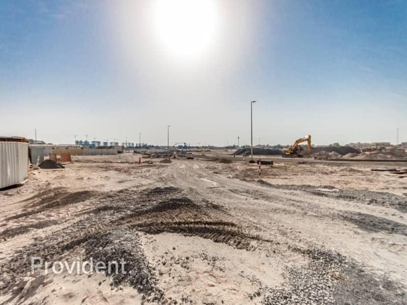 2 Prime Location in Al Wasl G+1 villa Plot Freehold