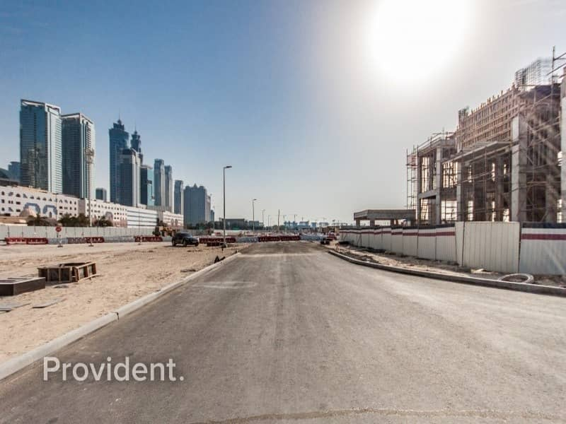 6 Prime Location in Al Wasl G+1 villa Plot Freehold