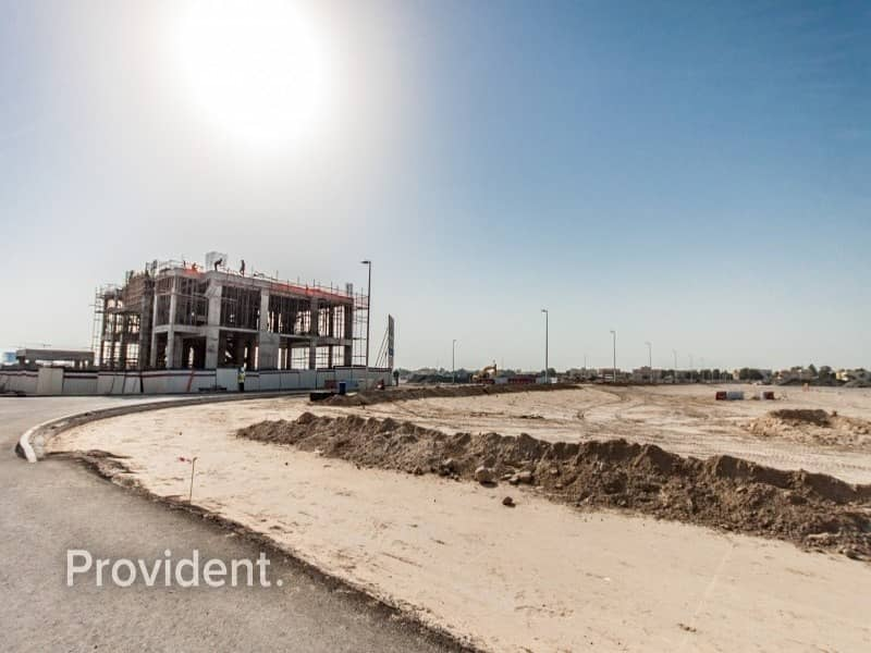 2 Multiple Villa Plots in Al Wasl|Freehold