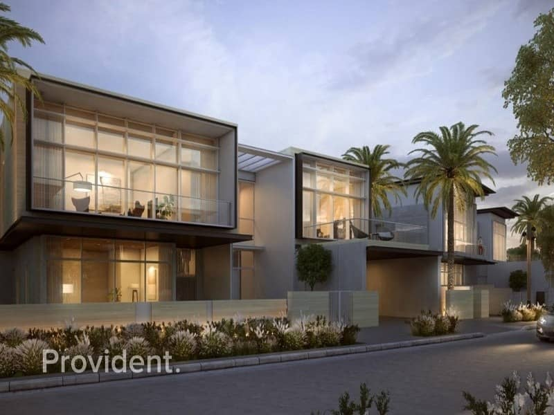 Luxury 4BR Villa | Golf Course Community