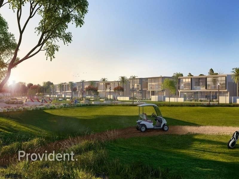 10 Luxury 4BR Villa | Golf Course Community