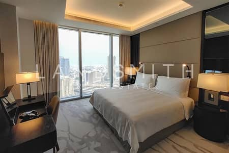 2 Bedroom Flat for Rent in Downtown Dubai, Dubai - Exclusive Brand New Fully Furnished 2BR Apartment