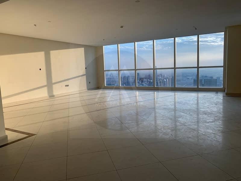 4 Bed Duplex Penthouse amazing Marina & Palm Views