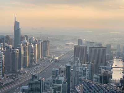 4 Bedroom Penthouse for Rent in Dubai Marina, Dubai - 4 Bed Duplex | Spectacular Marina & Palm Views | Penthouse