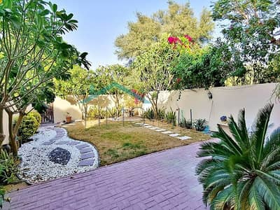 3 Bedroom Villa for Rent in Arabian Ranches, Dubai - BACKING PARK | LOVELY GARDEN | AVAILABLE NOW