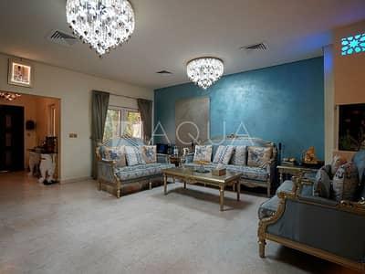 5 Bedroom Villa for Rent in The Villa, Dubai - Upgraded Unit   A2 Type   Semi-Furnished   Pool