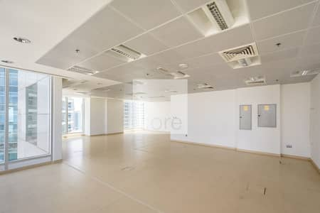 Office for Rent in Dubai Marina, Dubai - Combined fitted full floor in prime area