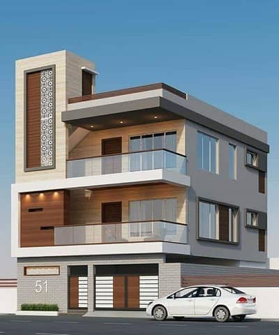 8 Bedroom Villa for Sale in Airport Street, Abu Dhabi - Villa for sale in airport Street -Abu Dhabi