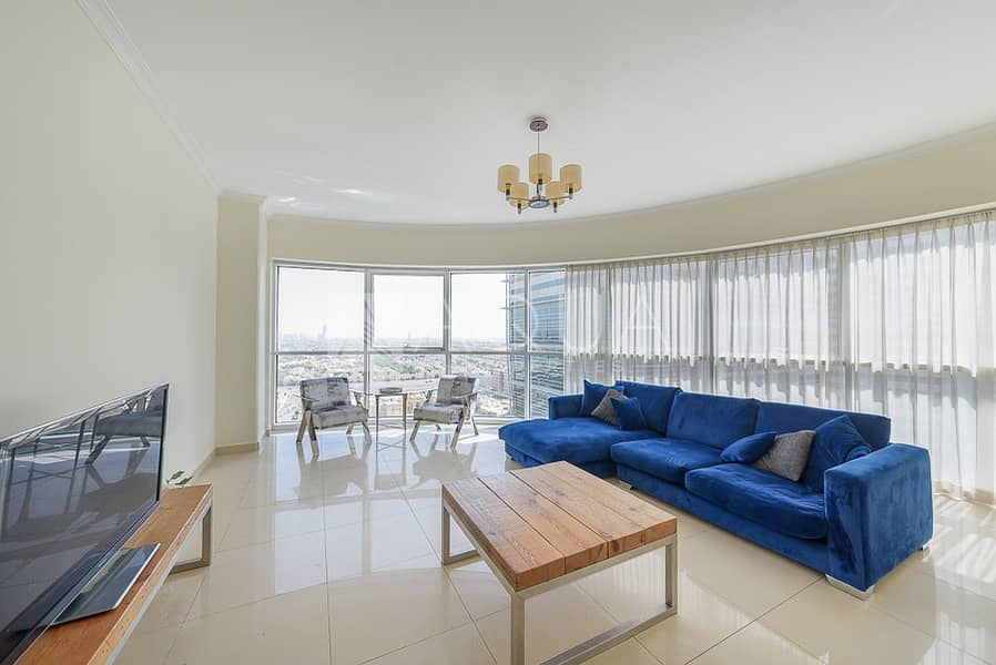 Fully Furnished | Luxurious Unit | Prime Location