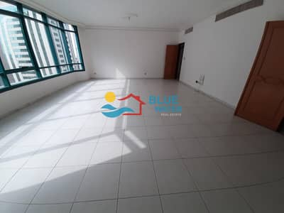 3 Bedroom Flat for Rent in Al Khalidiyah, Abu Dhabi - No Commission 3 M/BR With Maid in Khalidiya.