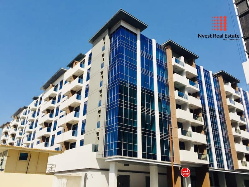Spacious 1 BHK Apt for rent | Wasl Port Views