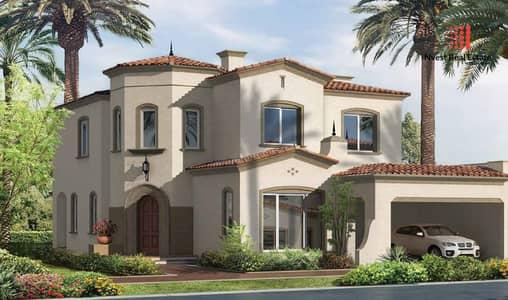 6 Bedroom Villa for Sale in Arabian Ranches, Dubai - 25/75 Post Handover | 100% DLD Waiver | 6 bedroom villa in Aseel