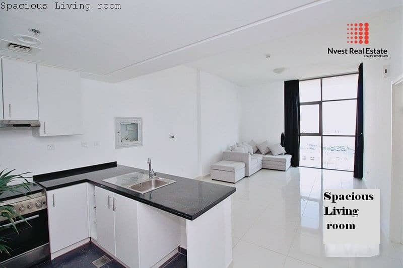 2 Elegant & spacious 1 BR in Golf Panorama Tower A