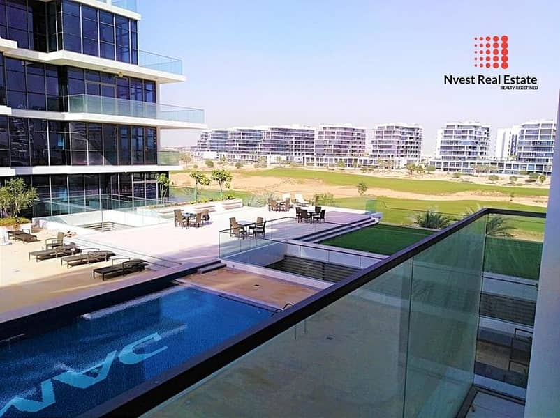 15 Elegant & spacious 1 BR in Golf Panorama Tower A