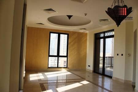 بنتهاوس 4 غرف نوم للبيع في المدينة القديمة، دبي - Beautiful and spacious 4 BR + maids Penthouse for sale in Kamoon 2