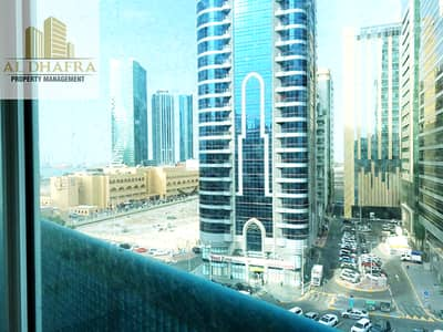 4 Bedroom Flat for Rent in Al Salam Street, Abu Dhabi - Renovated! | Mina Port-Road View | Free Parking