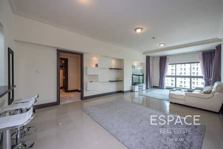 2 Bedroom Apartment for Sale in Palm Jumeirah, Dubai - C Type 2 Bed | Park View