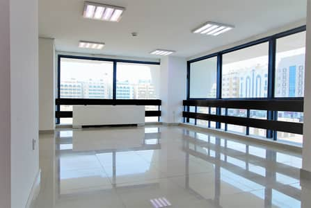 Office for Rent in Airport Street, Abu Dhabi - Spectacular View - Sun Filled Office ready for occupancy