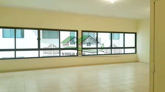 3 Bedroom Flat for Rent in Electra Street, Abu Dhabi - Wonderful family flat  with massive living space for a great rate!