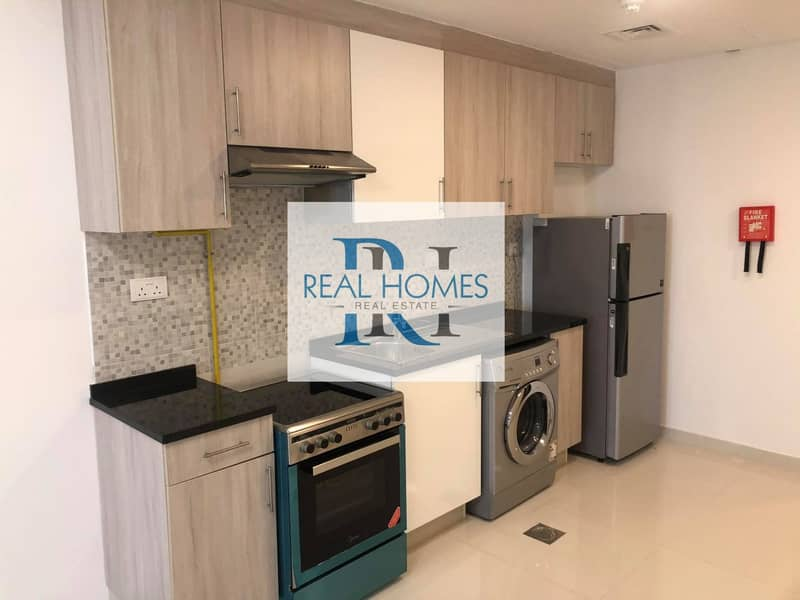 2 Furnished Studio! DEWA Connected! Brand New Furniture! Monthly 3300