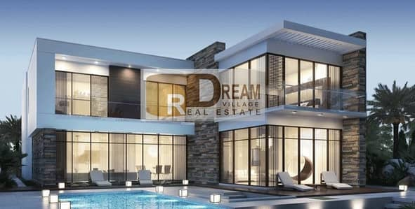 Astonishing ready to move in luxury villa with payment plan